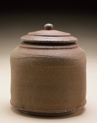 Colby; c 2002, red clay, salt fired, cone 1
