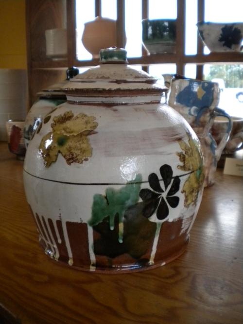 Sencai Jar, Steven Colby