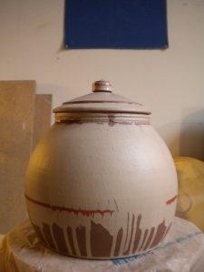 Steven Colby; studio jar