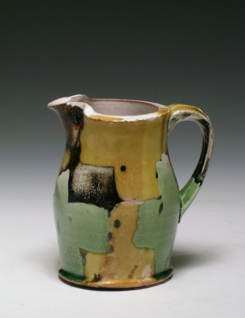 Cream Pitcher with crosses; 2o10, January