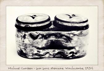Michael Cardew : jam jars