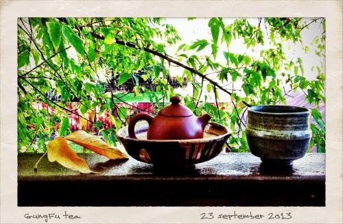 gung fu tea