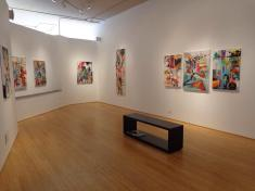 Stanley Bell at Michael Warren contemporary, Denver, 9.2o14