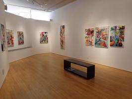 Stanley Bell at Michael Warren contemporary, Denver, 9.2o14