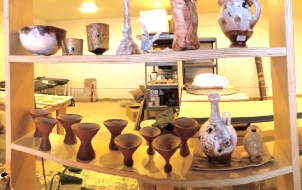 steven colby : potter - sake