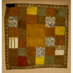 altar cloth - 13th c. ; Tibet