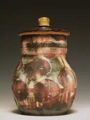 lidded jar; c 2oo9