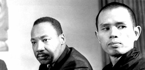 Thich Nhat Hanh & Martin Luther King
